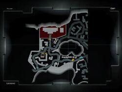 Murder at the Baazar Map