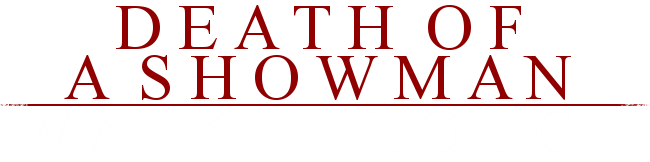 Death of a Showman Walkthrough Banner