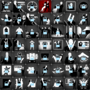 Various achievements in Hitman- Absolution