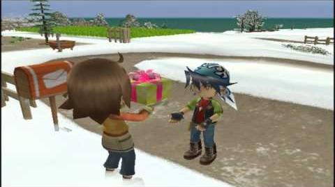 Harvest Moon (ToT) Luke's Winter 10 Gift-0