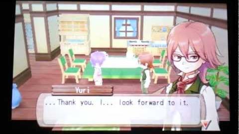 Yuri Purple Heart Event - Harvest Moon A New Beginning-0-1