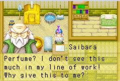 Perfume Saibara