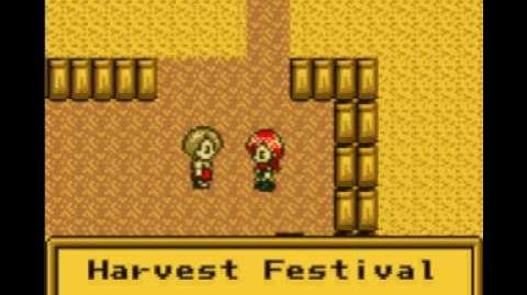 Harvest Moon 1 (GB) - Harvest Festival