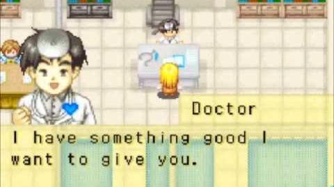 Doctor's Blue Heart Event