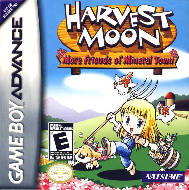 harvest moon gba thanksgiving festival