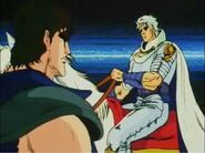 Ken and Ryūga first