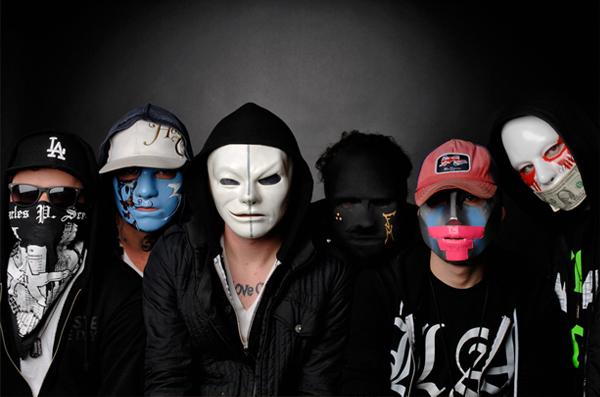Фото slipknot маски