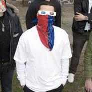 The Phantasm mask 1