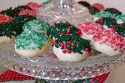 Sugarplum Cookies
