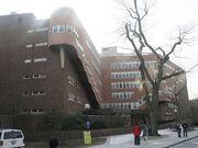Alvar Aalto, Baker House Dormitories MIT, 1947-48