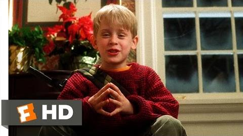 Home Alone (4 5) Movie CLIP - Thirsty for More? (1990) HD