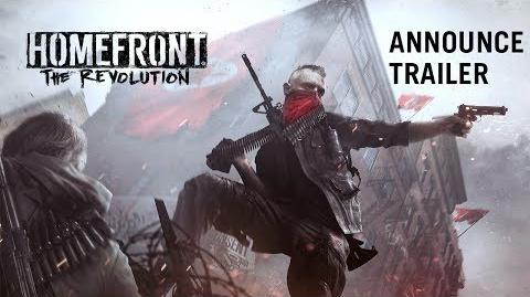 Homefront The Revolution - Announcement Trailer US-2