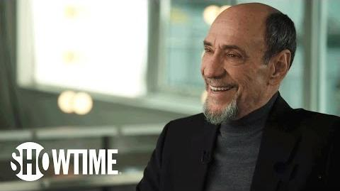 F. Murray Abraham on Dar Adal Homeland Season 6
