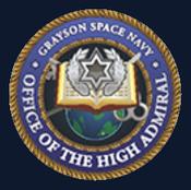 GSN High Admiral Insignia