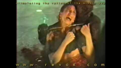 TOM SAVINI - Uncut gore footage from THE PROWLER (1981)