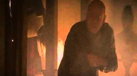 Ankerseteren brenner i Hotel Cæsar!