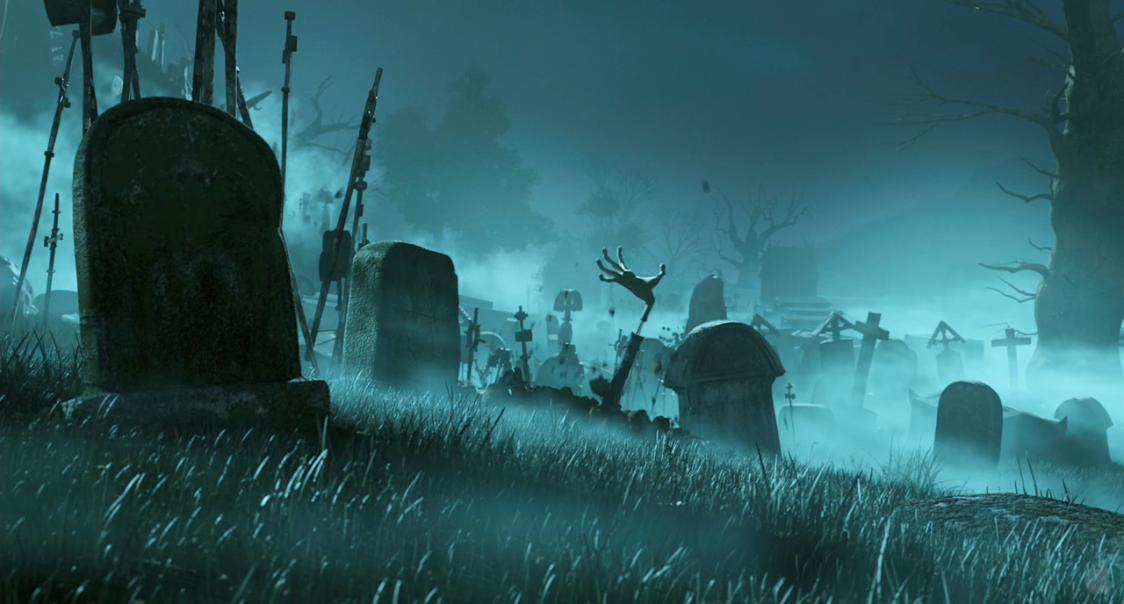 Image - Graveyard zomb...