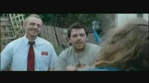 Shaun of the dead funny moments - Electro