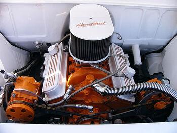 Chevy 350
