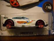 Corvette C7.R White