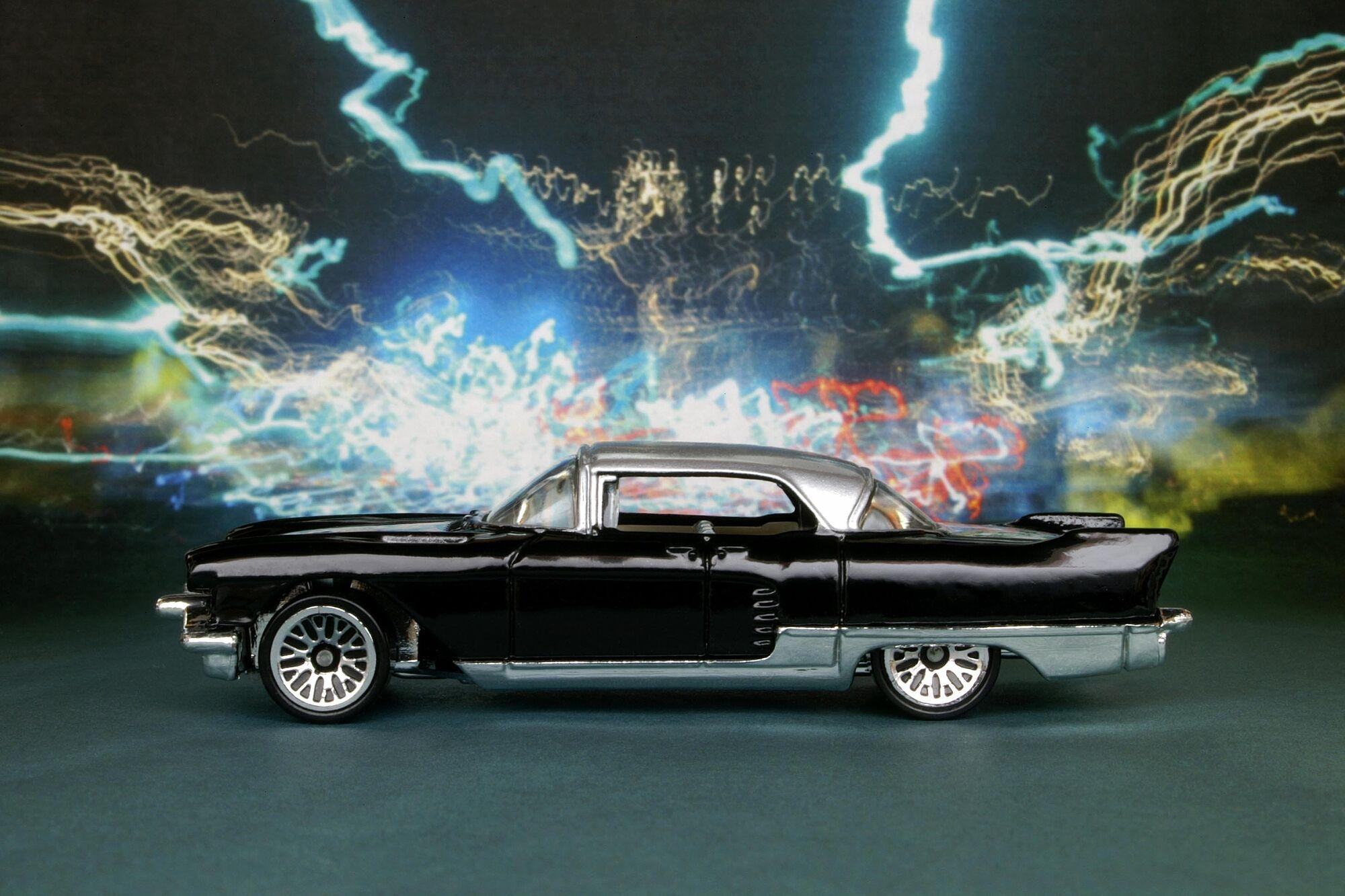 57 Cadillac Eldorado Brougham Hot Wheels Wiki FANDOM