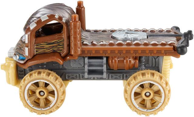 File:CGW39 Hot Wheels Star Wars Character Car Chewbacca XXX 2.jpg