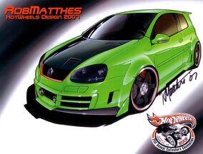 VW GTI Rod Matthes