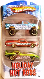 2010 HolidayHotRod 3Pack