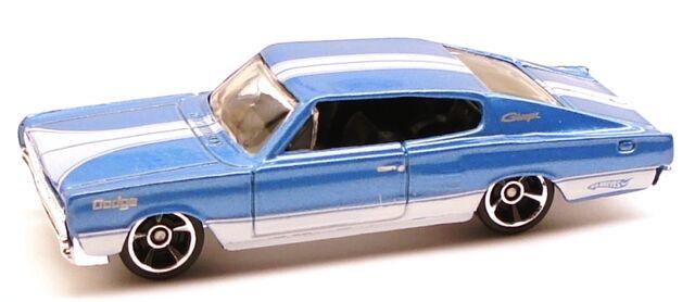 File:67dodgecharger muscle blue.JPG