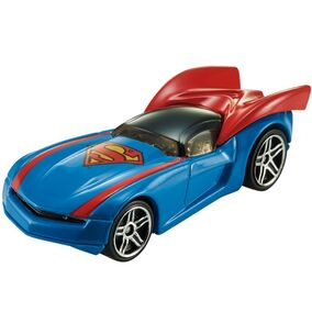 Veiculo-Hot-Wheels---Personagens-DC-Comics---Pack-com-5-Veiculos-Sortidos---Mattel-4