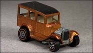 Classic '31 Ford Woody