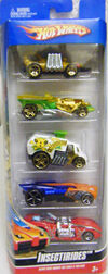 2010 Insectirides 5-Pack