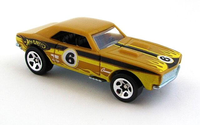 File:67 Camaro Warm Mustard.JPG