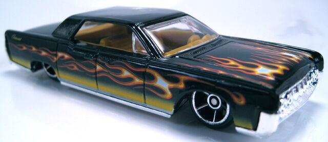 File:64 Lincoln Continental 2012 Super Speeders.JPG