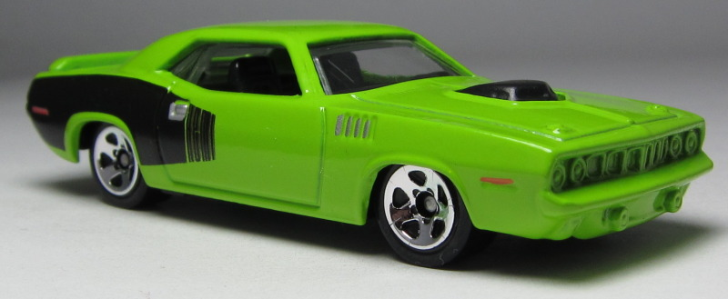71 Hemi Cuda Hot Wheels Wiki Fandom Powered By Wikia