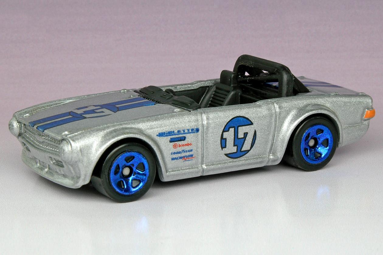 Triumph Tr6 Hot Wheels Wiki Fandom Powered By Wikia