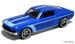 Custom 67 mustang 2010 blue