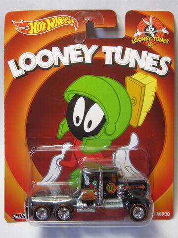 File:Hot Wheels 2014 Pop Culture Looney Tunes 75 Kenworth W900 Card.jpg