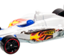 2011 IndyCar Oval Course Race Car