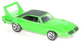 70 Plymouth Superbird Grn5SP