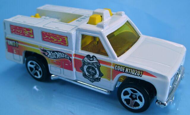 File:Rescue ranger white heat fleet 5-pack car 2002.JPG