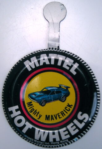 File:Collector button Mighty Maverick HK.JPG