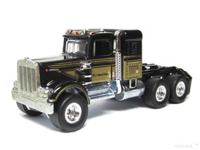 Hot Wheels 2013 Retro Entertainment 75 Kenworth W900