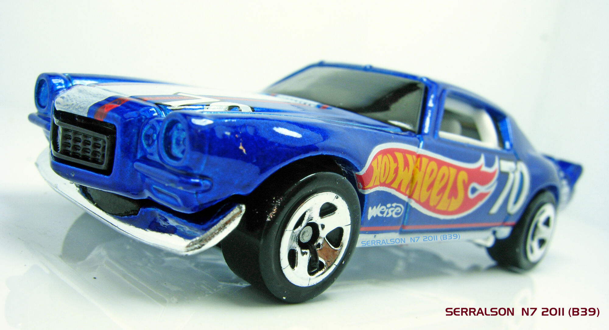 39 70 camaro road race hot wheels wiki fandom powered by wikia. Black Bedroom Furniture Sets. Home Design Ideas