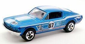 '67 Custom Mustang-2014 098