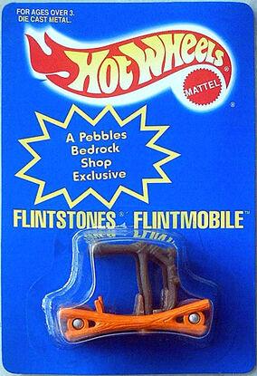 Flintstones Flintmobile Header