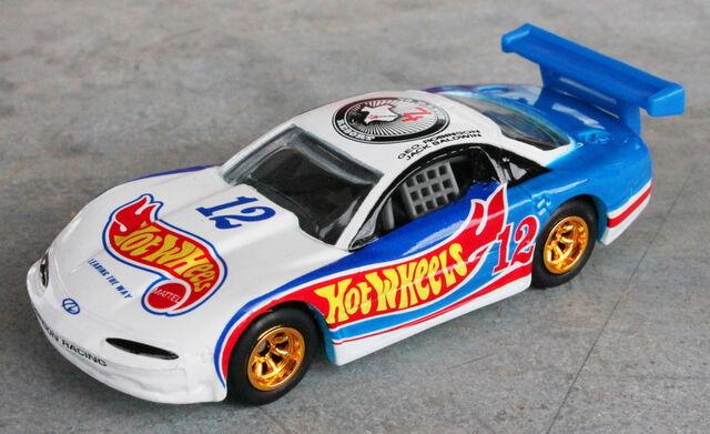File:Olds Aurora GTS - 12 HW Racing-Muscle.JPG
