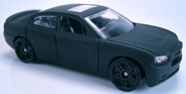 File:'08 Dodge Charger RT flat black fast furious 2013.JPG