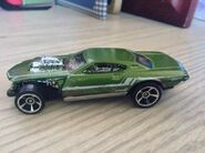 Green speeder