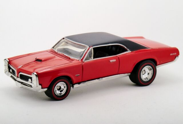 File:'67 Pontiac GTO-1997 30th.jpg